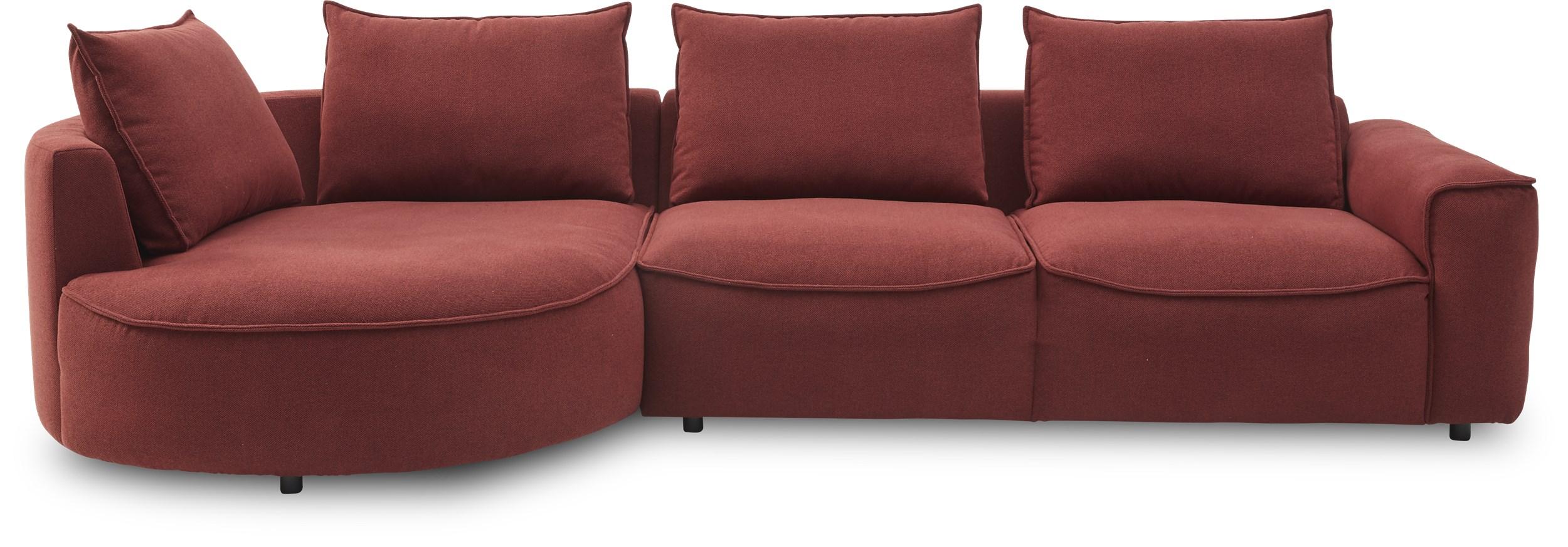 Samone Sofa Med Chaiselong