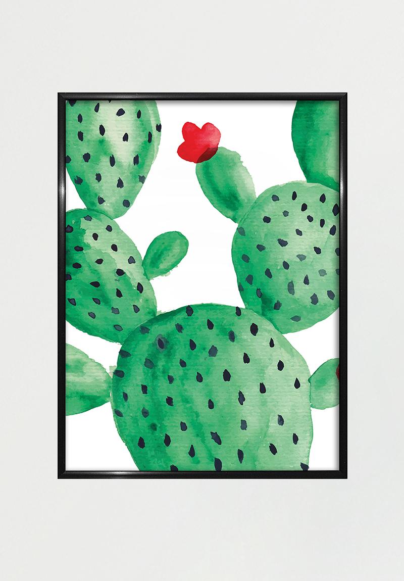 Cactus Ii 30x40