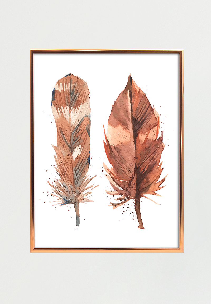 Feather I 30x40