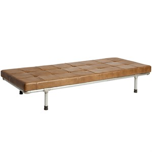Fuhrhome - Daybed - Patina Brown