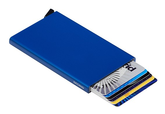 Kortholder - Basic (blå)