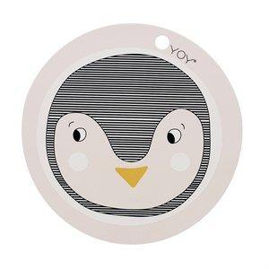 Oyoy - Dækkeserviet - Pingvin