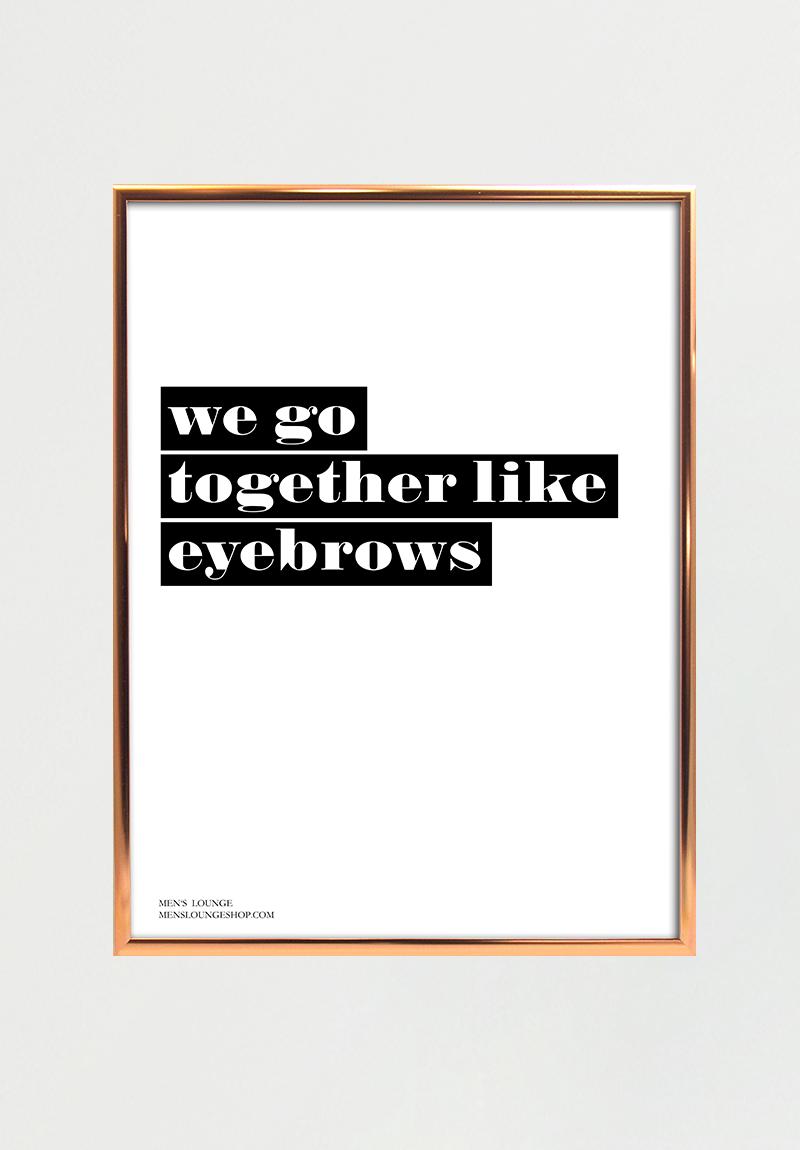 Eyebrows 50x70