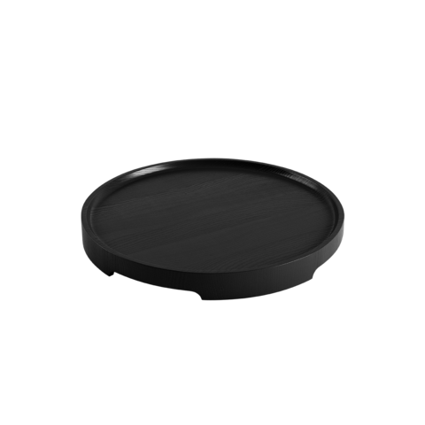 Sackit Serving Tray Dark Stained Ash