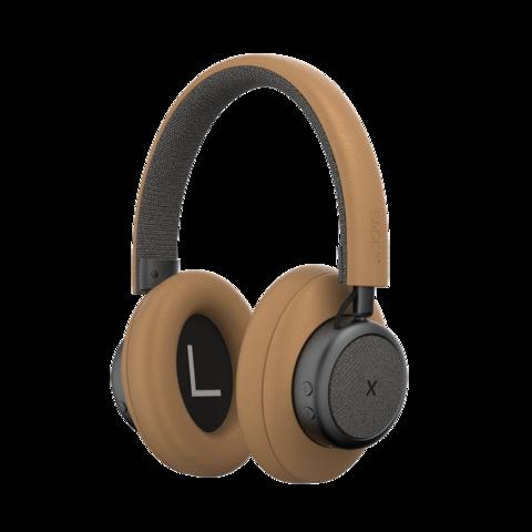Sackit Touchit Over-ear Trådløse Høretelefoner - Anc - Golden