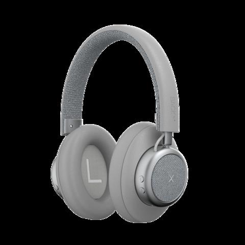 Sackit Touchit Over-ear Trådløse Høretelefoner - Anc - Silver