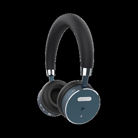 Sackit Woofit - Trådløse Høretelefoner - Anc - Black