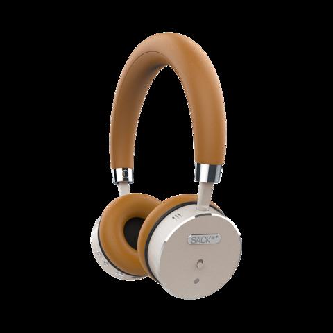 Sackit Woofit - Trådløse Høretelefoner - Anc - Golden